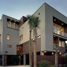 Modern Exterior by CUBE design + research