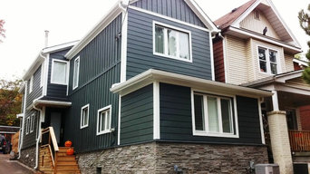 Beaches Siding & Window Renovation