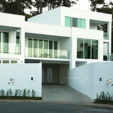 Beachfront Close Duplex