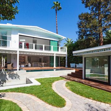 Beachwood Drive Residence