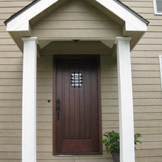 Traditional Exterior by Total Home