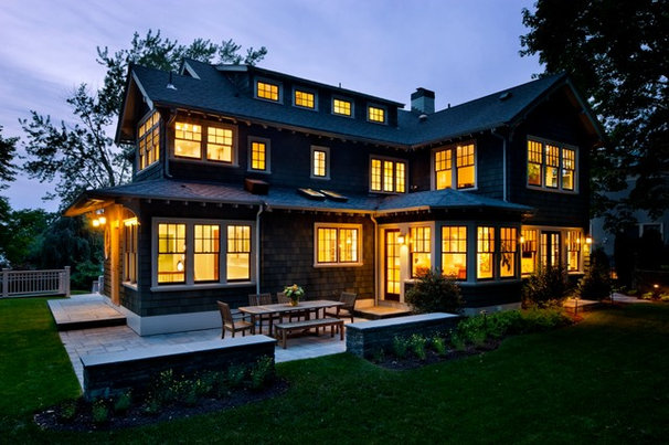 Craftsman Exterior by simpleHome