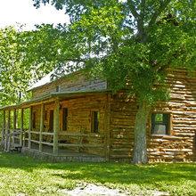 log cabin round up