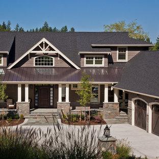 Beaver Lake Retreat by Design Guild Homes