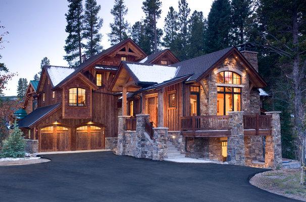 Traditional Exterior by Rockridge Building Company