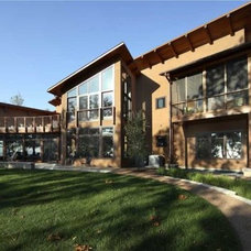 Modern Exterior by Becker Architects Limited