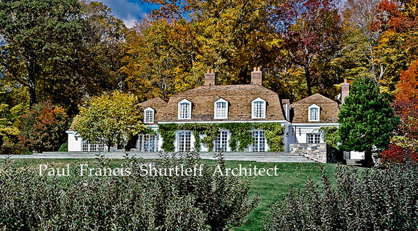 Traditional Exterior by Paul Francis Shurtleff   Architect