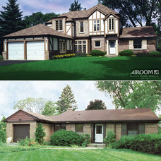 Exterior by Airoom Architects-Builders-Remodelers