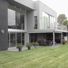Contemporary Exterior by Sean Monahan Design