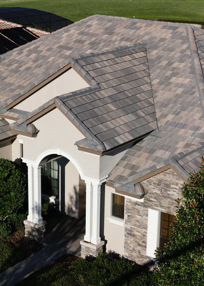 Traditional Exterior by Eagle Roofing Products
