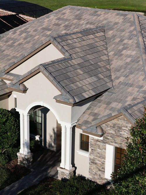 Concrete Roofing Home Design Ideas Pictures Remodel And