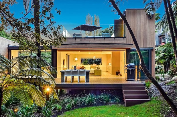 Modern Exterior by Formance by Method Building Systems