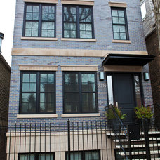 Transitional Exterior by SPACE Architects + Planners