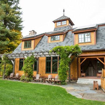 Bensonwood Timberframe Home Weston, MA