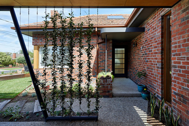 Exterior by BENT Architecture