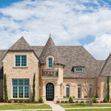 Bentley Premier Builder's European Inspired Model Villa