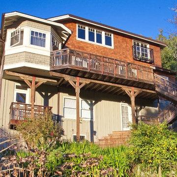 Berkeley Dormer Addition and Bedroom Expansion