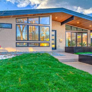 Berkeley Park Mid-Century Modern Ranch - New Construction