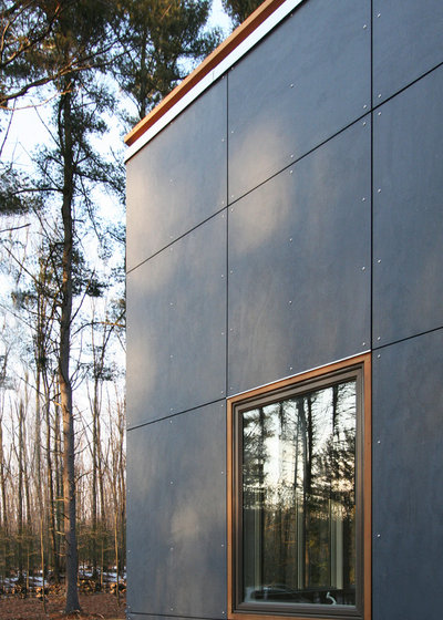 9 top siding materials for External wall materials