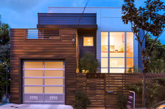 Case study 8 tips for planning a backyard from scratch - Limpressionnante residence bernal heights san francisco ...