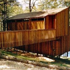 Modern Exterior by Bernard Marson, Architect