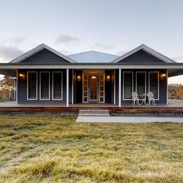 Berrima, NSW country/contemporary build