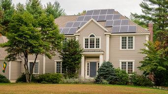 Berry  Residence Solar Array