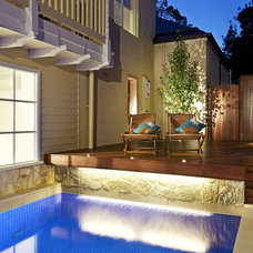Contemporary Exterior by Neptune Swimming Pools