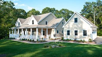 Best Green Energy Efficient Custom Home