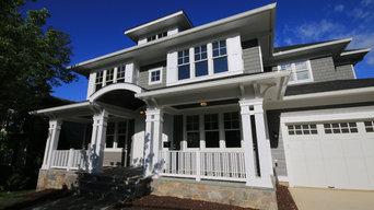 Bethesda Spec house