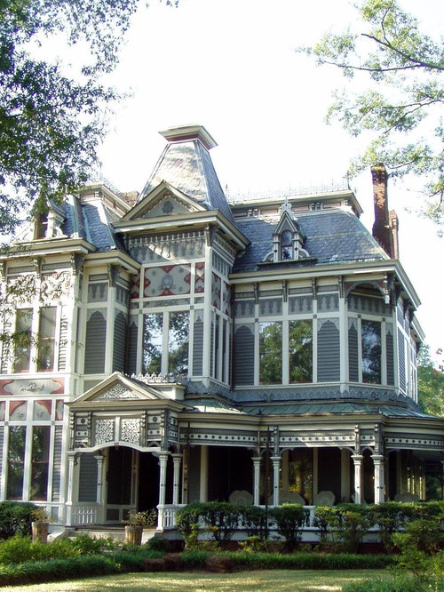 Excellent Small Victorian Home Design Ideas Remodel Pictures Houzz Largest Home Design Picture Inspirations Pitcheantrous