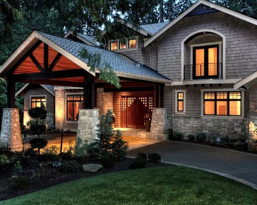Porte cochere circle drive ideas pictures remodel and decor for Porte cochere home plans
