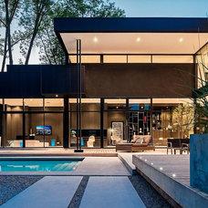 Modern Exterior by Bigfoot Door