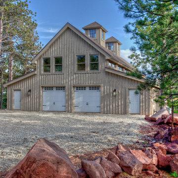 Black Hills Barn Home