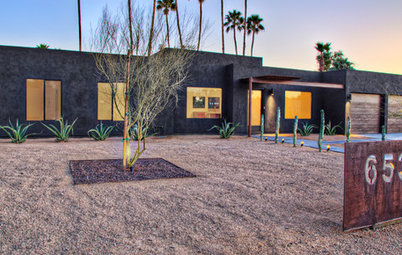 Houzz Tour: Minimalism Suits an Arizona Ranch House