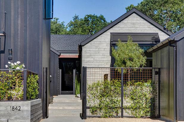Farmhouse Exterior by a.d.d. concept + design