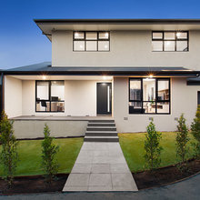 Houzz Tour: The Only Way Was Up for This Melbourne Family