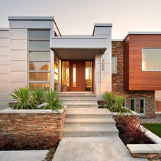 Contemporary Exterior Blackburn House