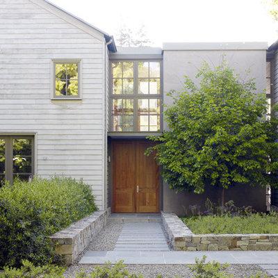 Modern Exterior by Blasen Landscape Architecture