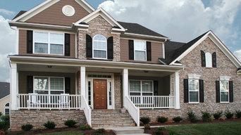 Blending House Textures