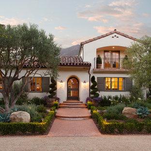 Blending Old & New in Montecito