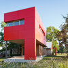 Color Makes Its Mark on Modern House Exteriors