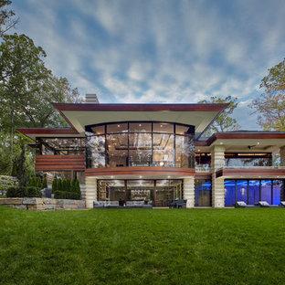 Inspiration för moderna hus