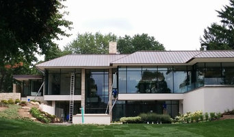 Bloomfield Hills Post-Construction Window Cleaning Project