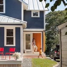 Exterior Siding, Trim And Roof Colours
