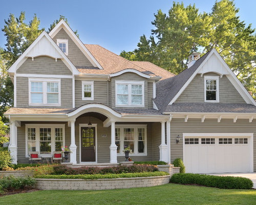 Benjamin Moore Chelsea Gray Exterior Home Design Ideas Pictures Remodel And Decor