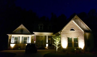 Bluffton outdoor lighting