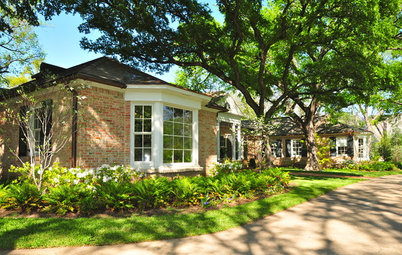 My Houzz: Reinvented Ranch-Style Home in Dallas