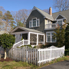 Traditional Exterior by Boardwalk Builders