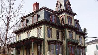Bodwell House Historic Renovation